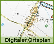 Digitaler Ortsplan